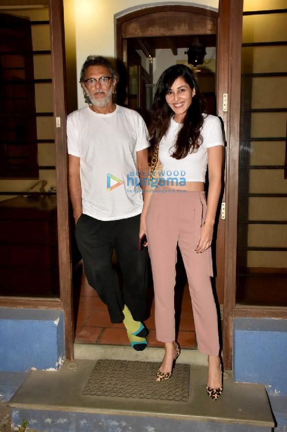 Photos Pooja Chopra snapped at Rakeysh Omprakash Mehra's office in Bandra (3)