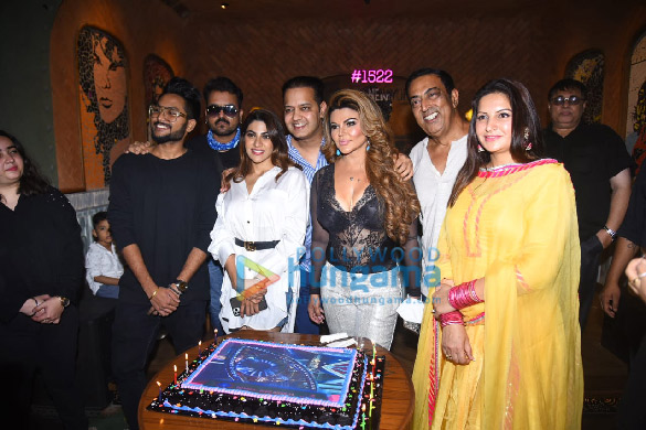 Photos Rakhi Sawant hosts a Bigg Boss party (2)