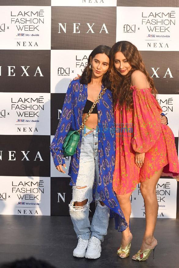 Photos: Anusha Dandekar, Masaba Gupta and others at Lakme Fashion Week 2021