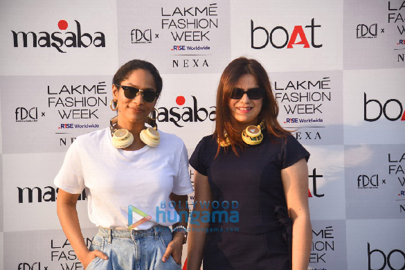 Photos: Anusha Dandekar, Masaba Gupta and others at Lakme Fashion Week 2021