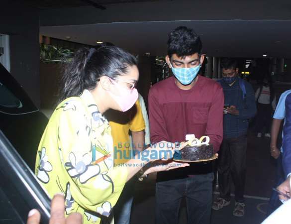 Photos Shraddha Kapoor, Tamannaah Bhatia, Sohail Khan and others snapped at the airport (1)