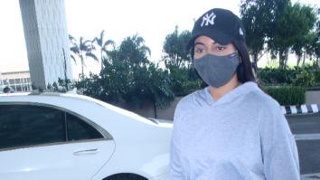 Photos: Sonakshi Sinha, Rajkummar Rao, Tripti Dimri and others snapped at the airport