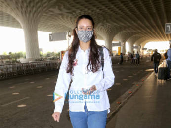 Photos: Sonakshi Sinha, Rajkummar Rao, Tripti Dimri and others snapped at the airport
