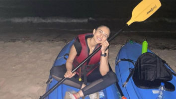 Rakul Preet Singh goes kayaking in the moonlight in Goa, shares pictures