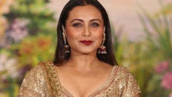 Rani Mukerji reveals why she fell in love with husband Aditya Chopra