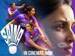 First Look Of The Movie Saina