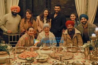 On The Sets Of The Movie Sardar Ka Grandson