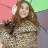Shehnaaz Gill's oversized leopard print jacket is winning hearts!