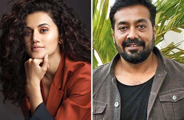 Income Tax department conducts raid at Taapsee Pannu and Anurag Kashyap's residence in Mumbai
