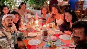 Ananya Panday wraps Goa schedule of Liger, enjoys dinner with team