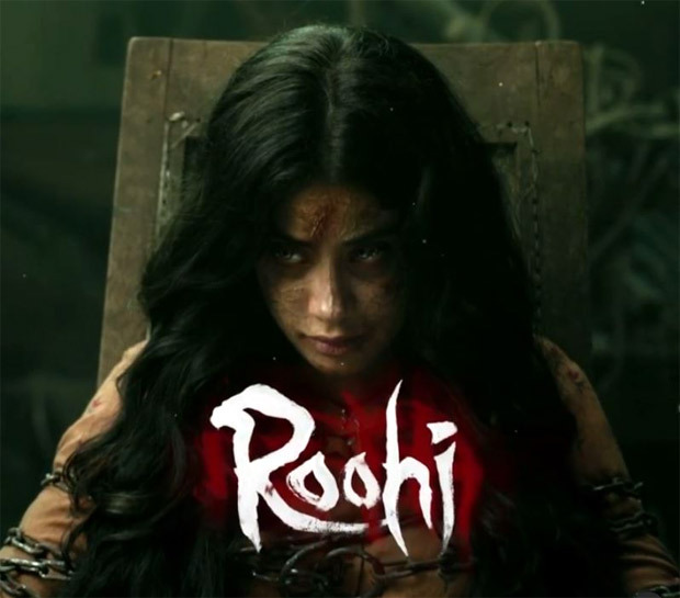 The secret behind Janhvi Kapoor's bold and bhootiful look in Roohi!