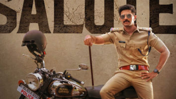 Dulquer Salmaan's film with Diana Penty titled Salute; actor shares first look poster