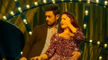 Aamir Khan and Elli AvrRam burn the dance floor in the teaser video of Har Funn Maula