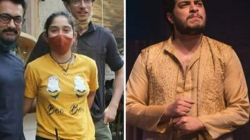 Aamir Khan's son Junaid Khan looks unrecognisable after his physical transformation