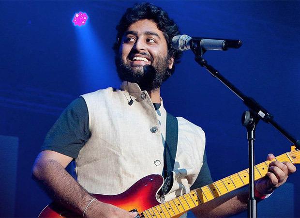 Arijit Singh turns music composer with Netflix's Pagglait starring Sanya Malhotra