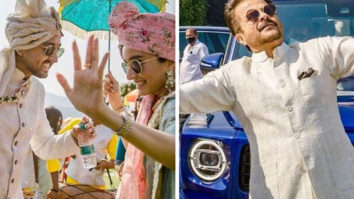 Shraddha Kapoor and Anil Kapoor dance their heart out at Priyaank Sharma's baraat