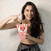 'Bunty Aur Babli 2 is a full masala, popcorn entertainer' : says debutant Sharvari
