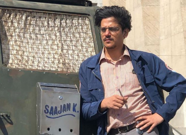 """Ever since the trailer has released, my phone hasn't stopped buzzing and our hard work has paid off"" -Vijay Varma on OK Computer"