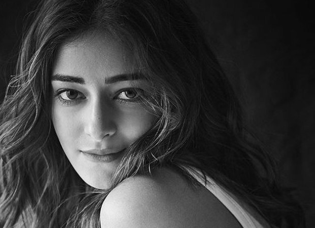 Ananya Panday's latest black-and-white photoshoot is too hot to miss