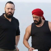 Salman Khan's bodyguard Shera shares a picture with the superstar from the sets of Antim