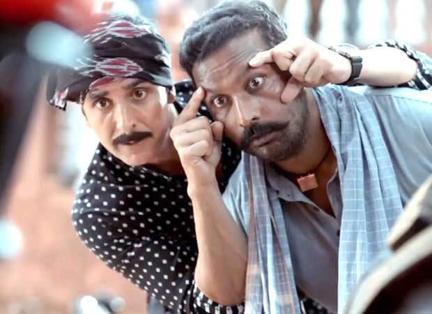 Akshay Kumar and R Balki reunite for a tractor ad; watch