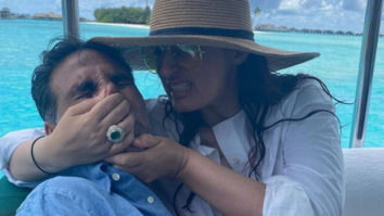Twinkle Khanna shares vacation pictures with Akshay Kumar; reveals trick to 'fewer divorces'