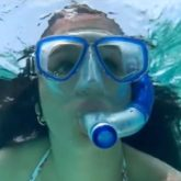 Shraddha Kapoor gives a glimpse at her life under water as she holidays in the Maldives