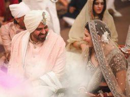Harman Baweja and Sasha Ramchandani get married in gurudwara; Shilpa Shetty, Raj Kundra share Anand Karaj videos