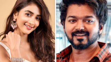 Thalapathy 65: Pooja Hedge roped in as the female lead for Vijay's next