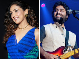 """EXCLUSIVE: """"He gave me full freedom""""- Neeti Mohan on working with Arijit Singh, the music composer, in Pagglait"""