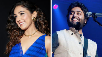 "EXCLUSIVE: ""He gave me full freedom""- Neeti Mohan on working with Arijit Singh, the music composer, in Pagglait"