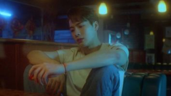 Jackson Wang faces heartbreak after being hopelessly in love in retro style 'Leave Me Loving You' music video