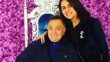 Neetu Kapoor calls Rishi Kapoor the worst dancer; says he had awful leg movement