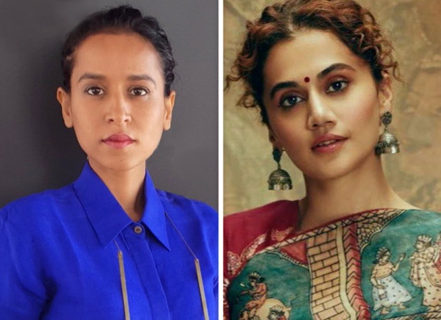 Tillotama Shome is all praise for Taapsee Pannu after she donates platelets to her friend's grandmother