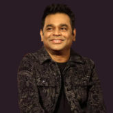 AR Rahman pulls anchor's leg for speaking in Hindi at the audio launch of 99 Songs