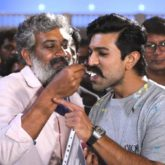 Fireworks, cake and more; Ram Charan gets a grand surprise on the sets of RRR on his birthday