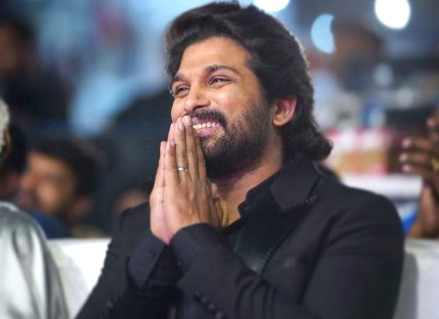 Allu Arjun completes 18 years as a lead actor; pens a special message to mark the occasion