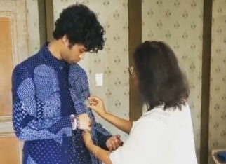 Babil Khan wears father Irrfan Khan's clothes for Filmfare awards; reveals the story behind the clothes