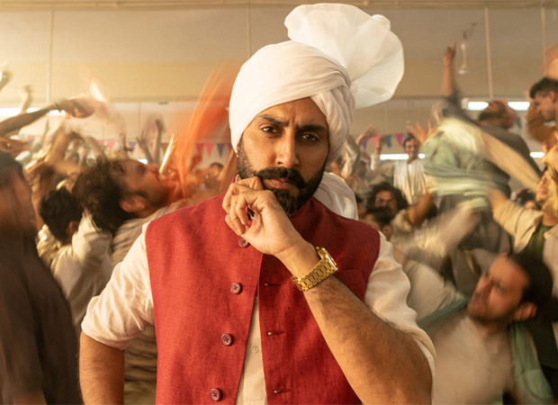 Abhishek Bachchan wraps the Agra schedule of Dasvi!