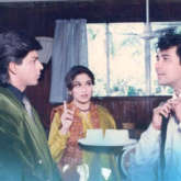 27 Years Of Anjaam: Madhuri Dixit shares picture with Shah Rukh Khan & Deepak Tijori, calls the film 'memorable'