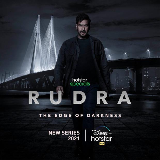 अजय देवगन ने इदरीस एल्बा स्टारर लूथर के रीमेक के साथ डिज्नी + हॉटस्टार वीआईपी पर डिजिटल शुरुआत करने के लिए, जिसका शीर्षक रुद्र - द एज ऑफ़ डार्कनेस है