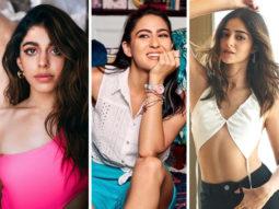 Alaya F says its wonderful to be compared to Sara Ali Khan and Ananya Panday
