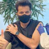 Anil Kapoor gets second dose of COVID-19 vaccine, Harsh Varrdhan quips 'after May 1 for people below 45'