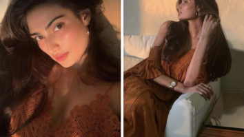 Athiya Shetty slips into cold-shoulder maxi dress which is ideal for the summer