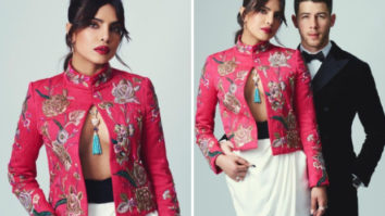 BAFTAs 2021: Priyanka Chopra dons risky embroidered jacket with billowing trousers, Nick Jonas looks sharp in Giorgio Armani