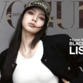 BLACKPINK's Lisa makes a stunning statement in Celine on the cover of Vogue Japan