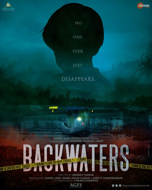 Backwaters: A film being made on Children Missing from God's Own Country