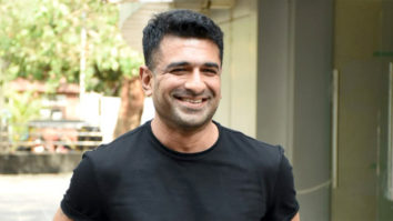 Eijaz Khan spotted at a dubbing studio in Andheri