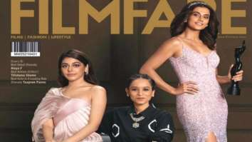 Taapsee Pannu On The Covers Of Filmfare