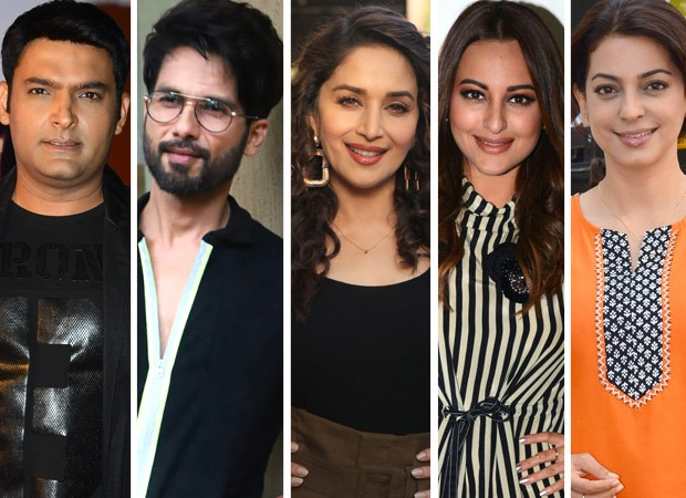 From Shahid Kapoor to Madhuri Dixit: 7 Bollywood stars who will make their OTT debut in 2021